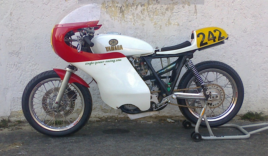 Cafe Racer Parts Yamaha Xs